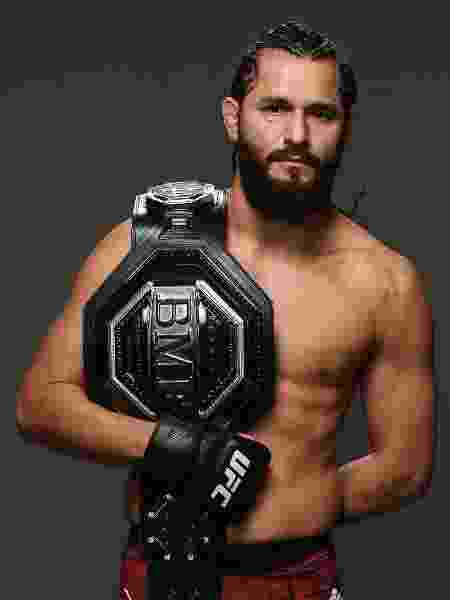 Jorge Masvidal em foto para o UFC 244 - Mike Roach/Zuffa LLC via Getty Images