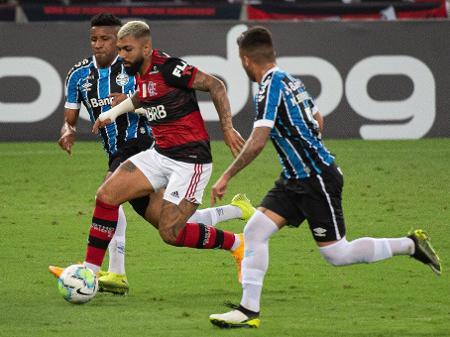 Gabigol Ja E O 10º Maior Artilheiro Do Flamengo Em Brasileiros 19 08 2020 Uol Esporte