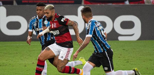 Rodolfo Rodrigues - Gabigol já é o 10º maior artilheiro do Flamengo em Brasileiros