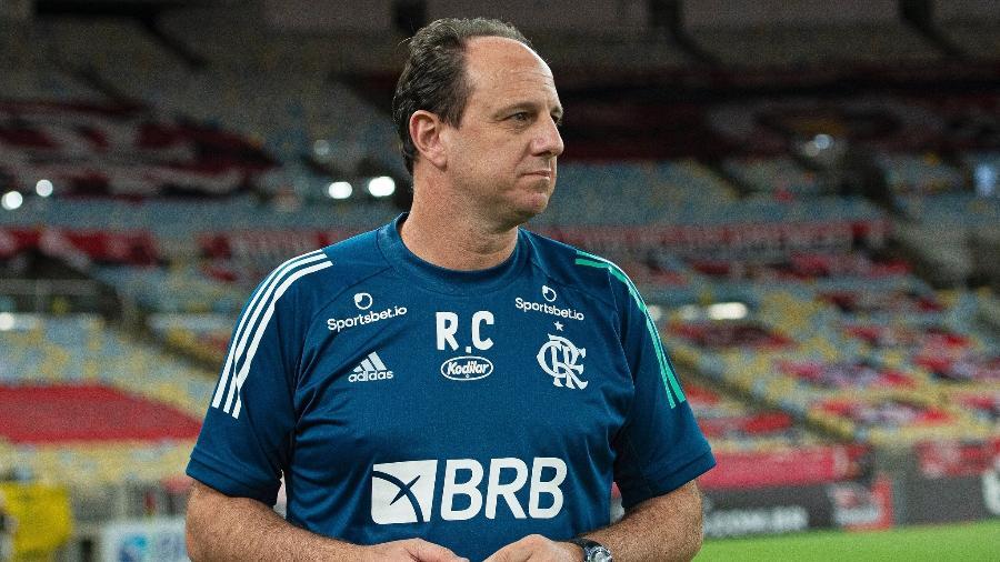 Treinador foi alvo de duras críticas por parte de analista do clube - o funcionário foi demitido na noite de hoje - Alexandre Vidal / Flamengo