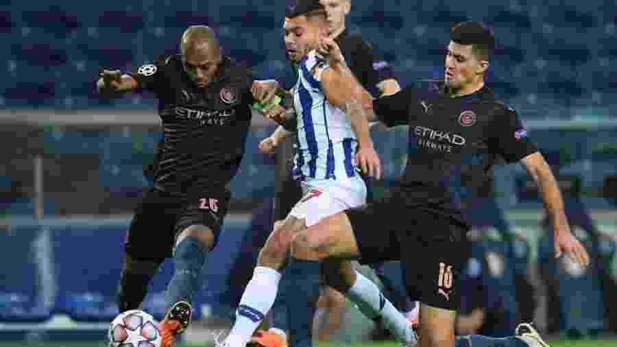 Porto e Manchester City se enfrentam pela Liga dos Campeões - Octavio Passos/Getty Images