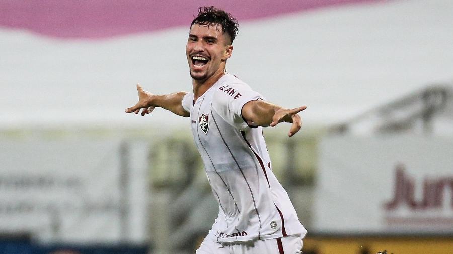 Martinelli é confirmado entre os titulares contra o Santa Fe - Lucas Mercon/Fluminense FC