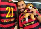 Entenda o caso de homofobia que atingiu Gil do Vigor no Sport (Foto: Reprodução)