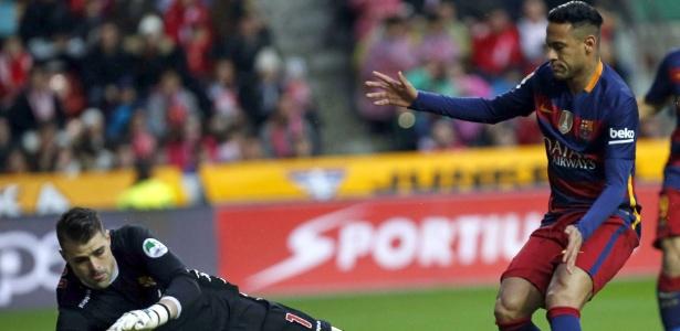 Neymar elogiou Cristiano Ronaldo