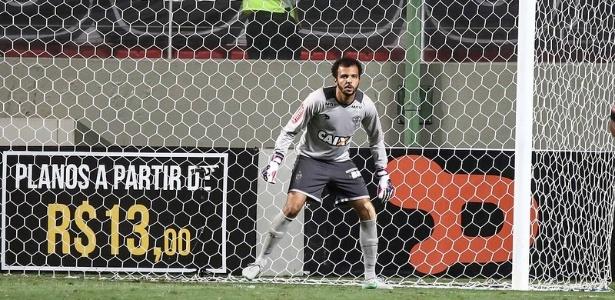 Giovanni tem 11 jogos pelo Atlético-MG em 2017 e sofreu apenas seis gols