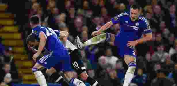 Terry renovará por uma temporada com o clube de Londres   - Dylan Martinez/Reuters