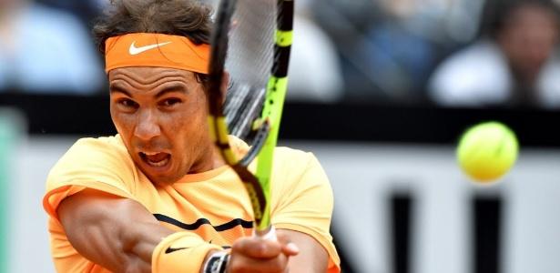 Nadal foi acusado de doping por ex-ministra francesa - AFP PHOTO / TIZIANA