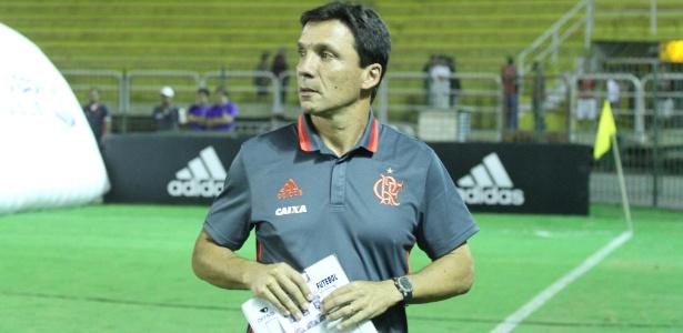 Zé Ricardo vive bom momento e está mais perto de ser efetivado no Flamengo