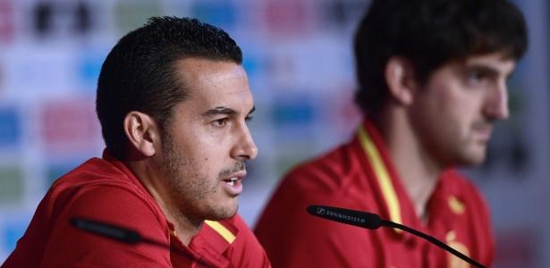 Pedro acredita que escândalo envolvendo De Gea não afetará a seleção