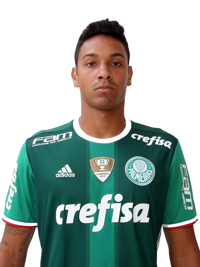 Antônio Carlos, zagueiro do Palmeiras