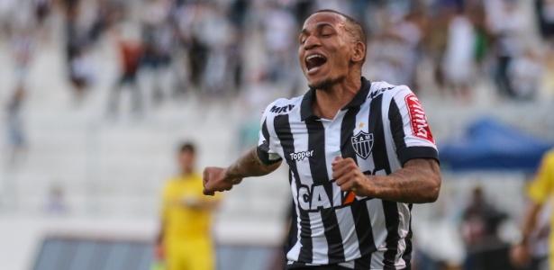 Otero deixou o Atlético-MG e, agora, defende o Al Wehda, da Arábia Saudita