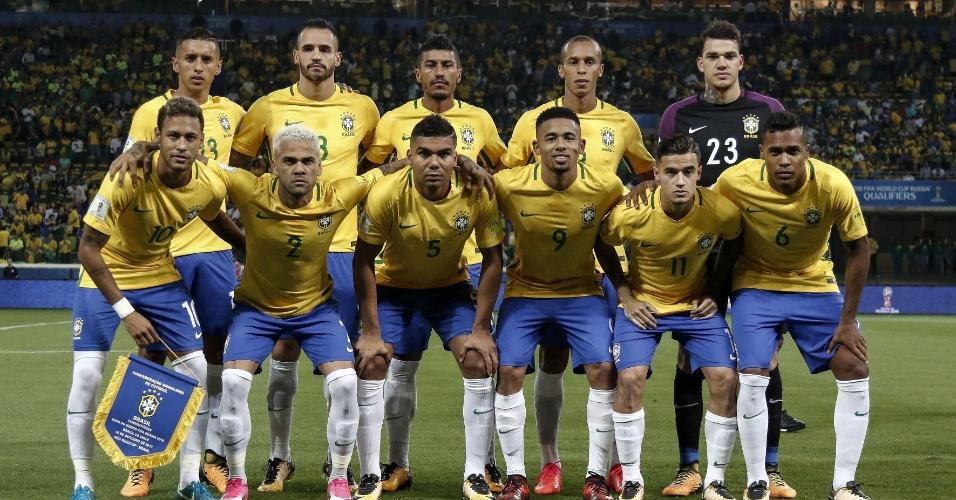 Brasil enfrenta o Chile pelas Eliminatórias da Copa no Allianz Parque