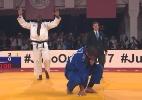 Imbatível, Teddy Riner é campeão mundial de judô pela décima vez - Divulgação/IJF