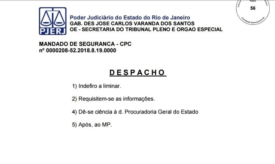 Justiça recusa pedido de Eurico para validar urna polêmica no Vasco