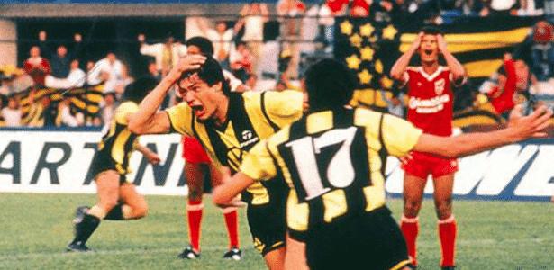 Arquivo/Peñarol