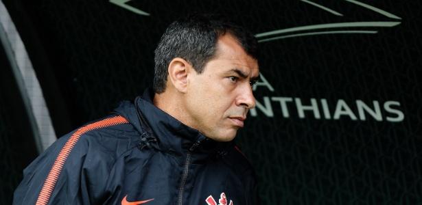 Corinthians de Carille vai enfrentar o Vitória nas oitavas de final