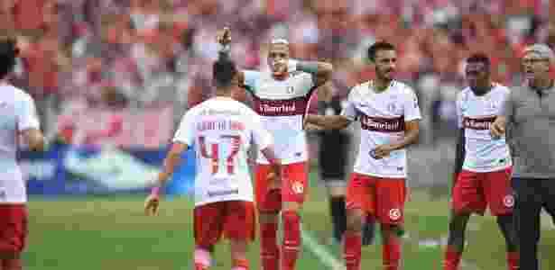Jonatan Alvez acredita que possa render mais pelo Internacional na temporada 2019 - Ricardo Duarte/SC Internacional
