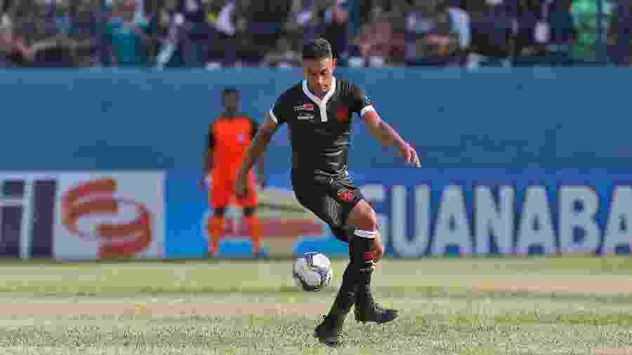 Zagueiro Werley se firmou no Vasco após perder primo em tragédia no Ninho do Urubu - Rafael Ribeiro / Flickr do Vasco