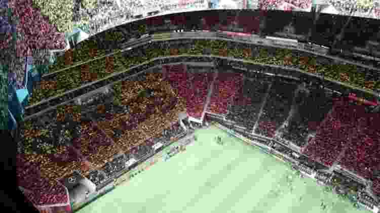 estádio atlanta - divulgação/Atlanta United - divulgação/Atlanta United