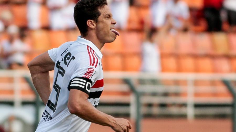 Hernanes deve ser reforço do São Paulo na partida deste domingo - Marcello Zambrana/AGIF
