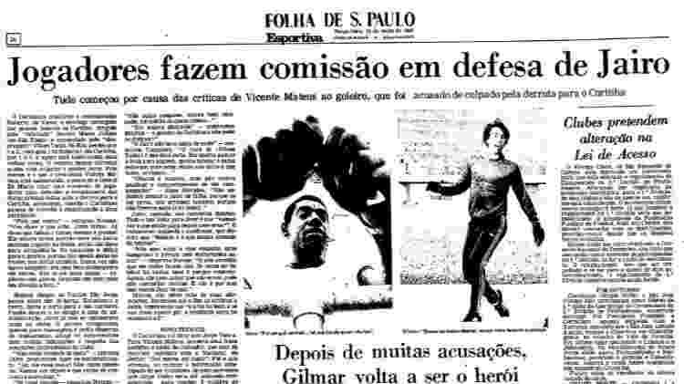 Jairo Corinthians - Reprodução - Reprodução