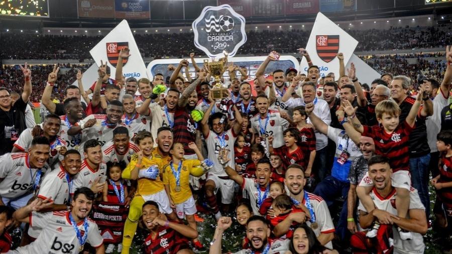 Flamengo pode ser tri campe�o do Campeonato Brasileiro em um ano; entenda