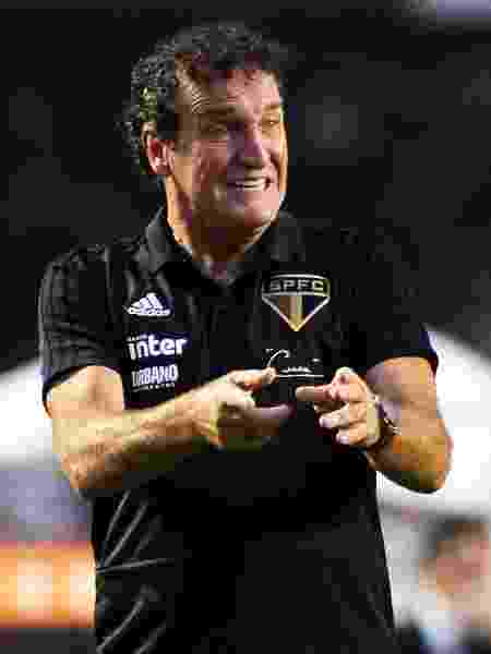 Cuca, técnico do São Paulo - Alan Morici/AGIF