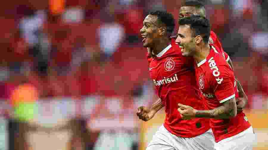 Edenílson é um dos destaques do Inter, que jogará com titulares contra o Paysandu - Pedro H. Tesch/AGIF