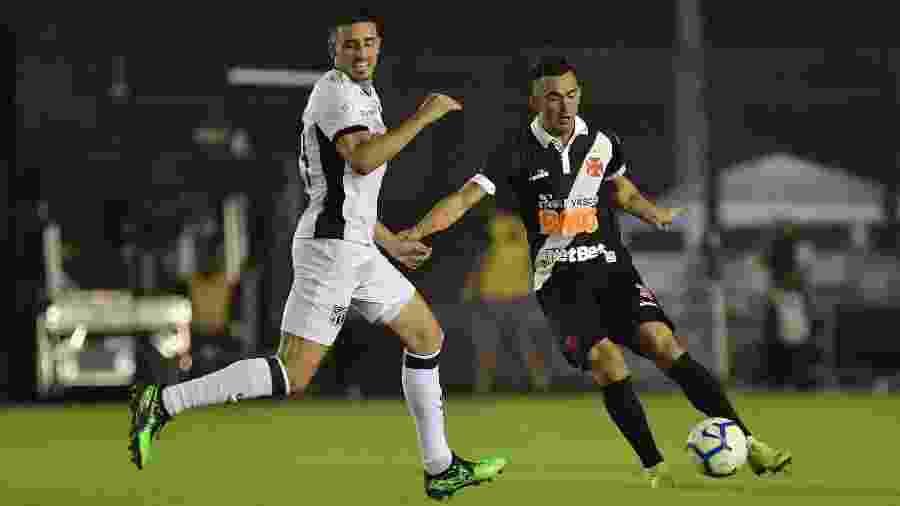 Ceará e Vasco se enfrentam hoje, no Castelão (CE), pela 28ª rodada do Campeonato Brasileiro  - THIAGO RIBEIRO/AGIF/ESTADÃO CONTEÚDO