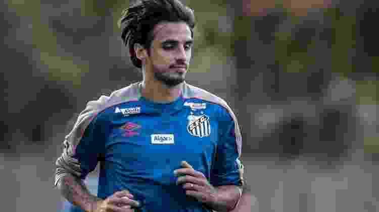 Bryan Ruiz não tem clima para seguir como jogador do Santos em 2020 - Ivan Storti/Santos FC - Ivan Storti/Santos FC