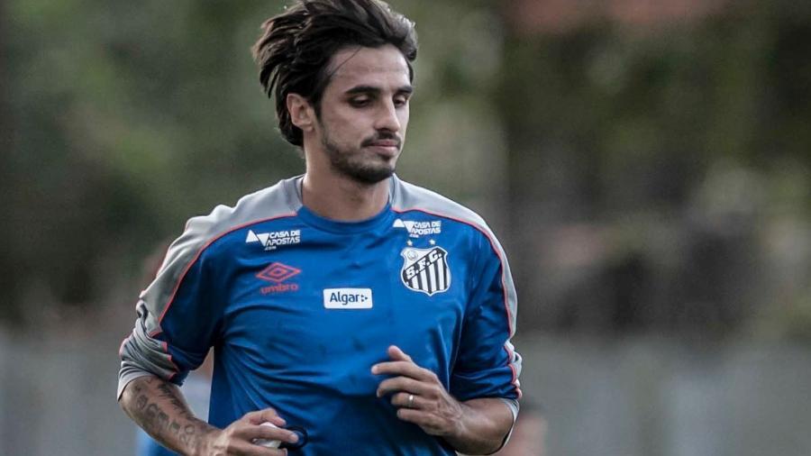 Bryan Ruiz ficou no Santos de 2018 a 2020 - Ivan Storti/Santos FC