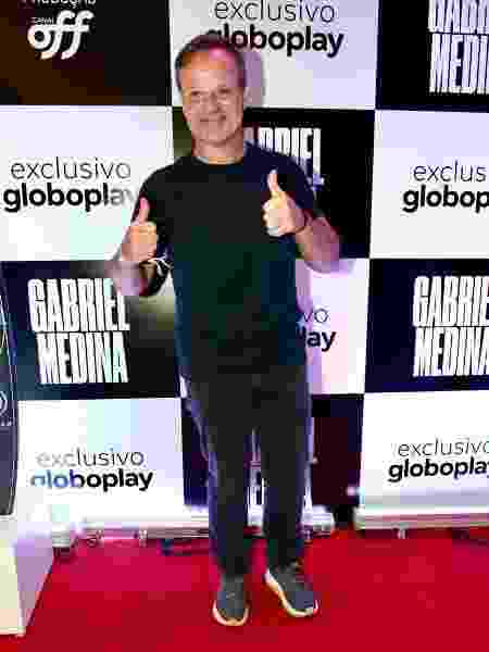 Rubens Barrichello - Manuela Scarpa/Brazil News