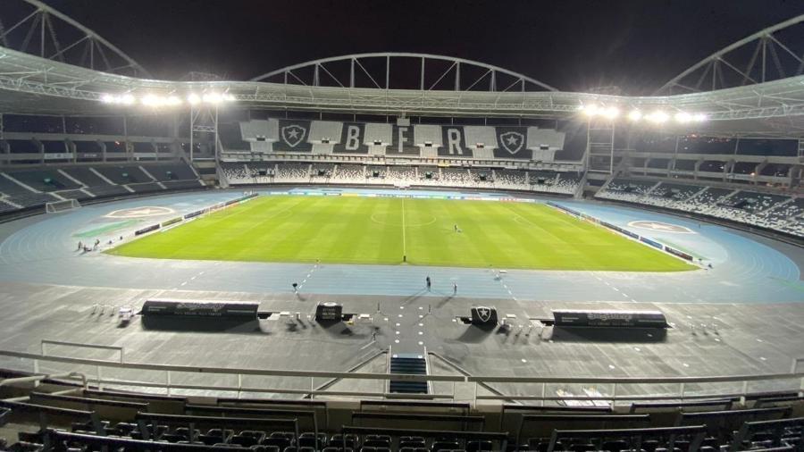 Liminar obriga Globo a passar a semifinal da Taça Rio entre Fluminense x Botafogo  que será no Nilton Santos - Caio Blois/UOL