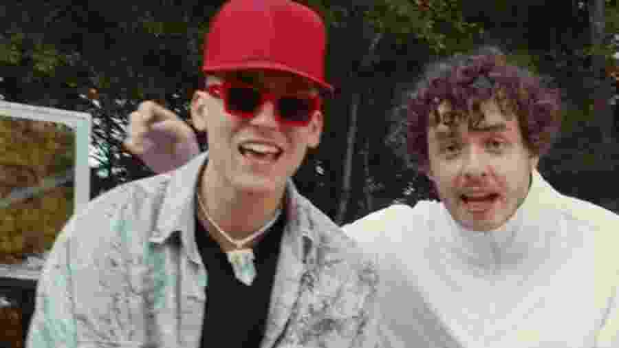 Tyler Herro participou de clipe ao lado do rapper Jack Harlow - Reprodução
