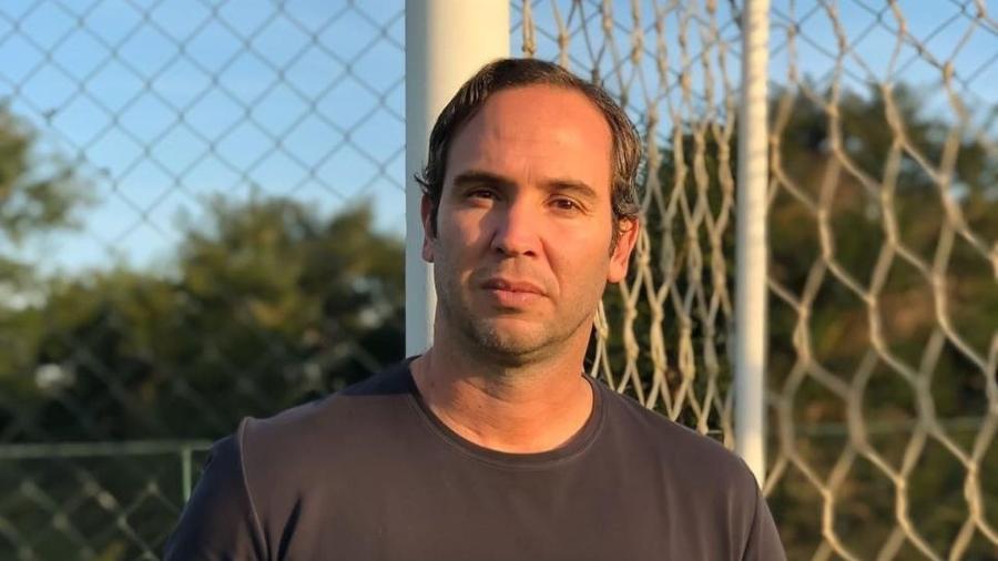 Caio Ribeiro, comentarista dos canais Globo - Reprodução/Instagram