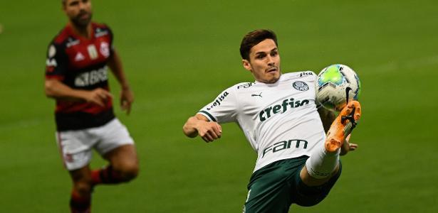 Palmeiras: Raphael Veiga leva o terceiro cartão amarelo e não pega o Ceará