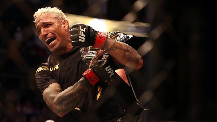 Do Bronx recebe R$ 390 mil em bônus após conquista de título do UFC - Troy Taormina-USA TODAY Sports