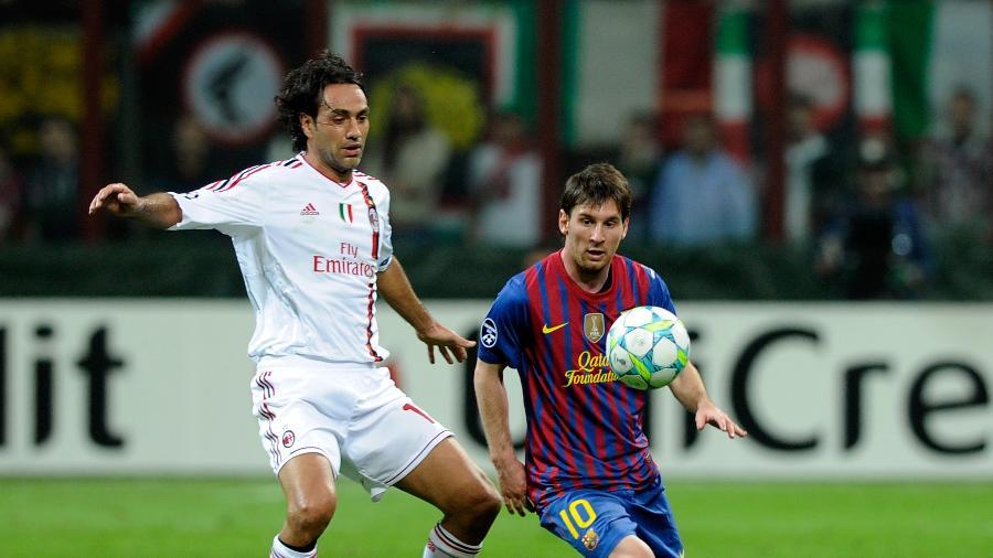 Barcelona posta vídeo em homenagem ao aniversário de Messi - Claudio Villa/Getty Images