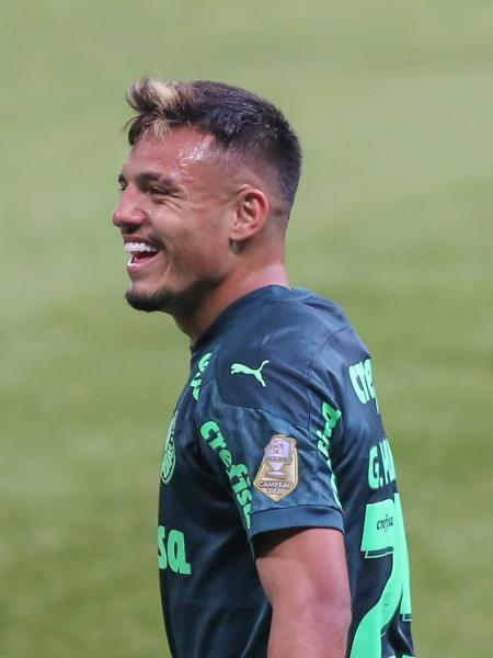 Gabriel Menino tem contrato com o Palmeiras até dezembro de 2024 - Marcello Zambrana/AGIF