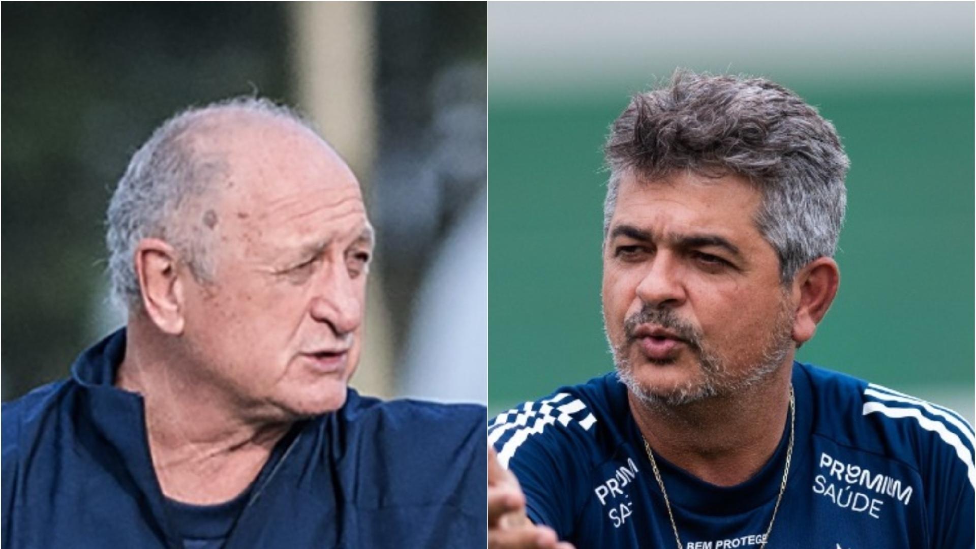 Felipão e Ney Franco aumentam lista de processos contra o Cruzeiro na Justiça do Trabalho