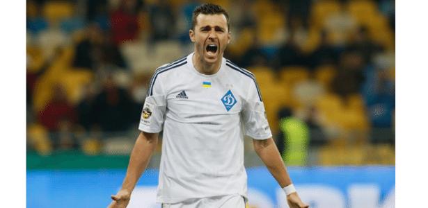 Júnior Moraes acertou transferência para a China no último dia da janela - Divulgação / Dínamo de Kiev / V. Hasner
