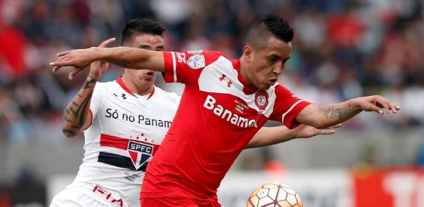 Cueva está nos EUA para defender a seleção peruana na Copa América