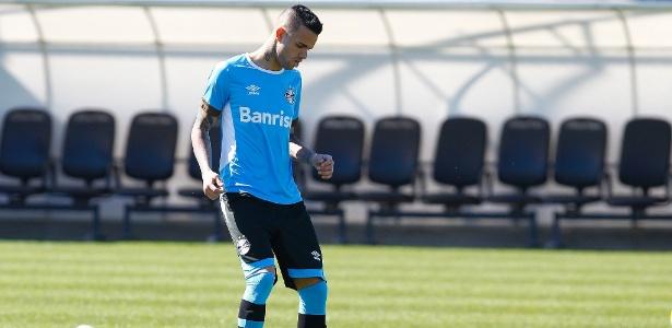 Luan voltou da seleção brasileira olímpica e, ao que tudo indica, ficará no Grêmio