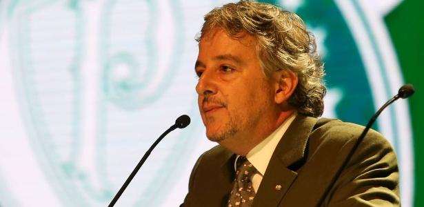 Palmeiras segue associados à Ambev, mas não aderiu à premiação até agora - Cesar Greco/Fotoarena