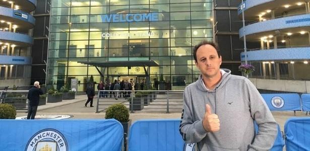 Em seus estudos na Europa, Rogério Ceni visitou o Manchester City
