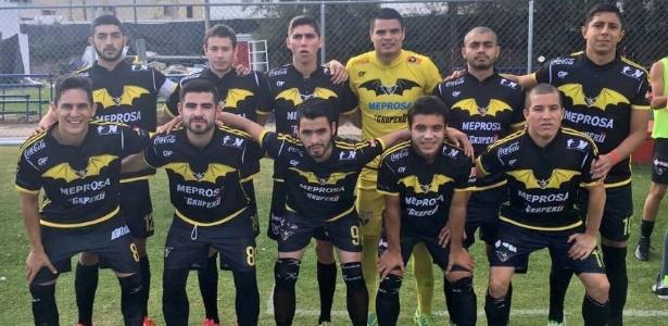 Murciélagos está na divisão de acesso do México