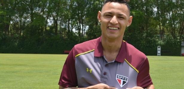Neilton é o novo reforço do São Paulo; atacante chega por empréstimo de um ano