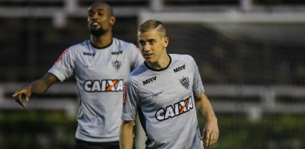 Adilson, volante do Atlético-MG, sonha com a titularidade