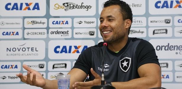 Jair Ventura está preocupado com Luxemburgo no Sport
