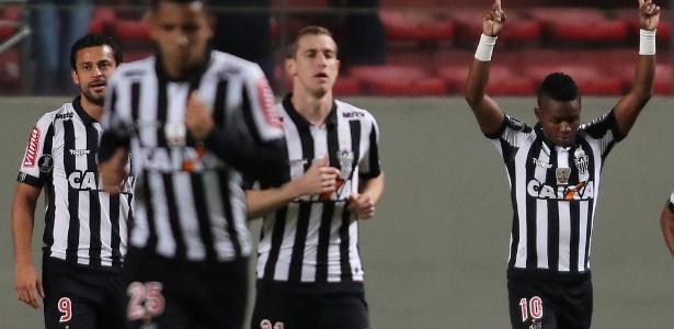 Boa fase pelo Atlético fez Cazares voltar a ser convocado pela seleção equatoriana - Cristiane Mattos/Reuters